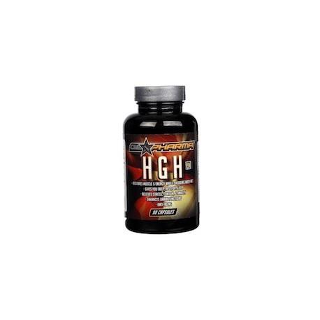HGH - ESTIMULAR LA ENERGIA (90 CAPSULAS)