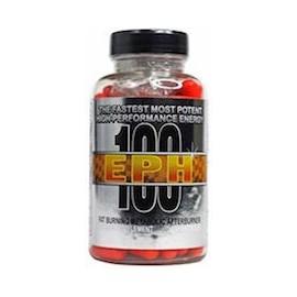 EPH 100 - QUEMADOR EFEDRA 100MG (100 CAPSULAS)