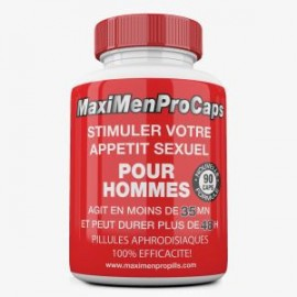 MAXIMENPROCAPS - ALTERNATIVA NATURAL AL VIAGRA (90 CAPSULAS)