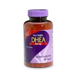 DHEA 25MG - ANTIENVEJECIMIENTO (300 CAPSULAS)