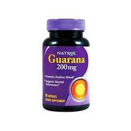 GUARANA 200MG (90 CAPSULAS)