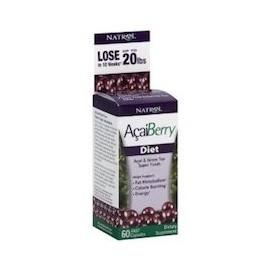 ACAI BERRY - POTENTE ANTIOXIDANTE (60 CAPSULAS)