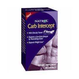 CARB INTERCEPT - FASE 2 - TENAGA MAS ENERGIA (120 CAPSULAS)