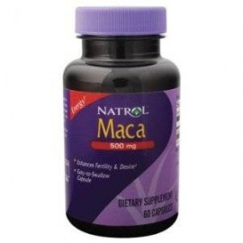 MACA 500 MG - MAS POTENCIA SEXUAL (60 CAPSULAS)