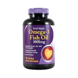 OMEGA 3 FISH OIL 1000 MG (150 CAPSULAS)