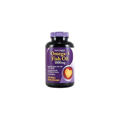 OMEGA 3 FISH OIL 1000 MG (150 CAPSULAS)