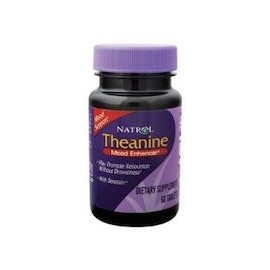 THEANINE - RELAJANTE NATURAL (60 CAPSULAS)