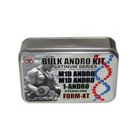 BULK ANDRO KIT - MAS MASA MUSCULAR - MAS RAPIDO (4 PRODUCTOS)