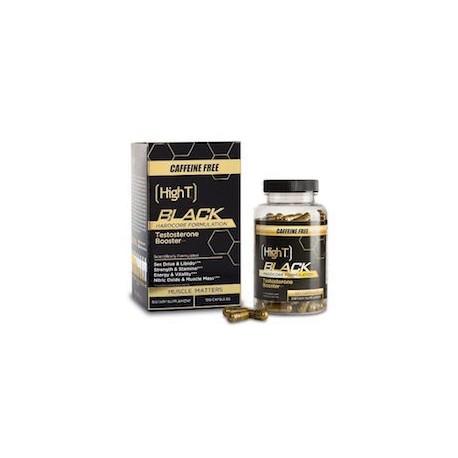 BLACK HIGH T - LIBIDO - ENERGIA - MUSCULO (120 CAPSULAS)