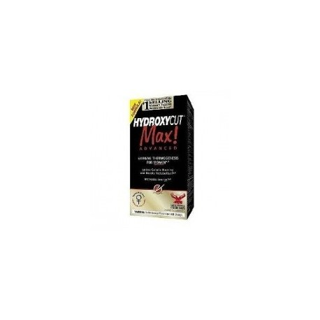 HYDROXYCUT MAX ADVANCED FOR WOMEN (60 CAPSULAS)