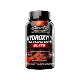 HYDROXYCUT HARDCORE ELITE ( 3 FRASCOS)
