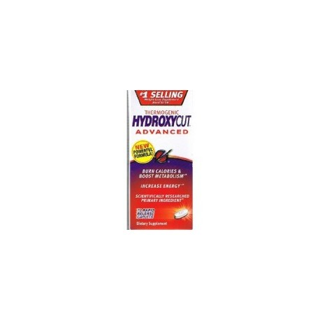 HYDROXYCUT ADVANCED - TERMOGENICO (72 CAPSULAS)