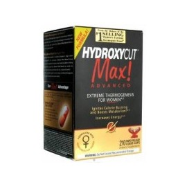 HYDROXYCUT MAX ADVANCED - (210 CAPSULAS)