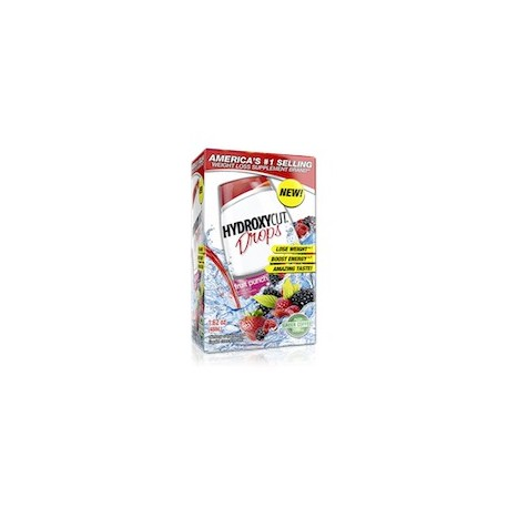 HYDROXYCUT DROPS - EN GOTAS (48 ML)