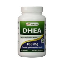 DHEA 100 MG DEHYDROEPIANDROSTERONE (60 CAPSULAS)