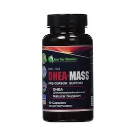 DHEA-MASS 100 MG (90 CAPSULAS)
