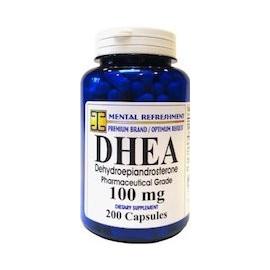 DHEA 100 MG DEHYDROEPIANDROSTERONE PHARMACEUTICAL GRADE (200 CAPSULAS)