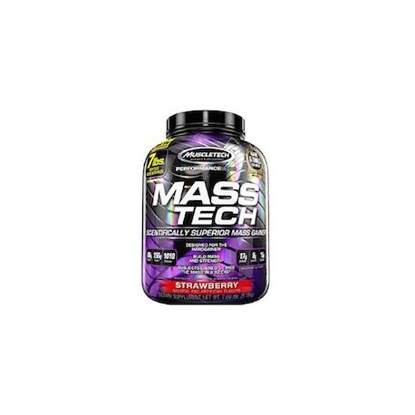MASS-TECH - AUMENTO DE LA MASA MUSCULAR (3.18 KG)
