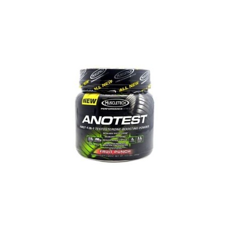ANOTEST - INCREMENTA LOS MUSCULOS (284 GR)