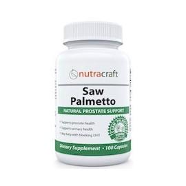 SAW PALMETTO - TRATAMIENTO PARA LA PROSTATA (100 CAPSULAS)