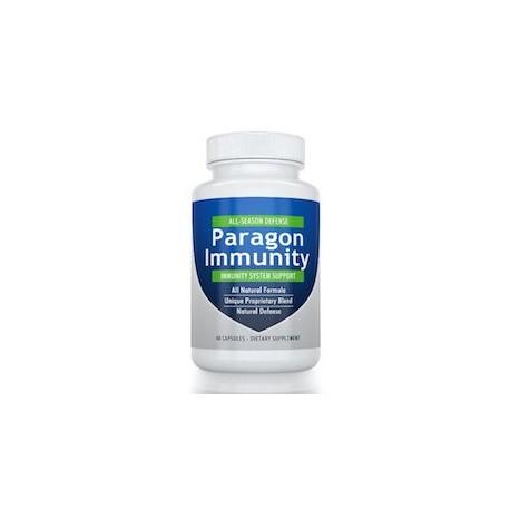 PARAGON IMMUNITY - FORTALECER EL SISTEMA INMUNOLOGICO (60 CAPSULAS)