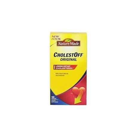 CHOLESTEROL OFF ORIGINAL - REDUCIR EL COLESTEROL (120 CAPSULAS)