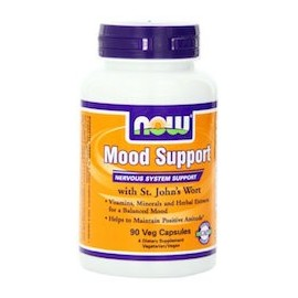 MOOD SUPPORT - ORIGINAL DE NOW FOODS EUA - USA (90 CAPSULAS)
