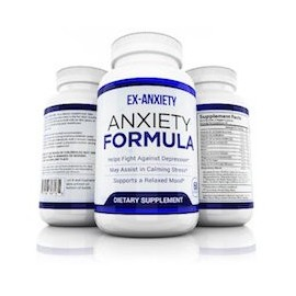 ANXIETY FORMULA - ANTIDEPRESIVO NATURAL (60 CAPSULAS)