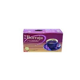 TE DE BORRAJA Y GORDOLOBO (25 SAQUITOS DE 2G C/U)