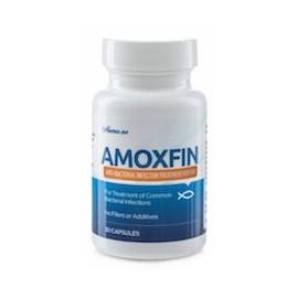 AMOXFIN - ANTIBIÓTICO PARA PECES (30 CAPSULAS)