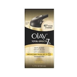 OLAY TOTAL EFFECTS - CREMA CON LAS ARRUGAS (50 ML)