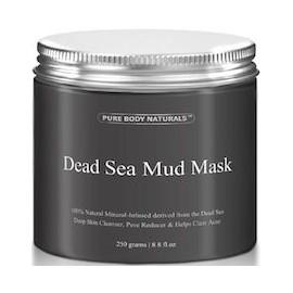 DEAD SEA MUD MASK - CREMA PARA REJUVENECER LA PIEL (250 G)