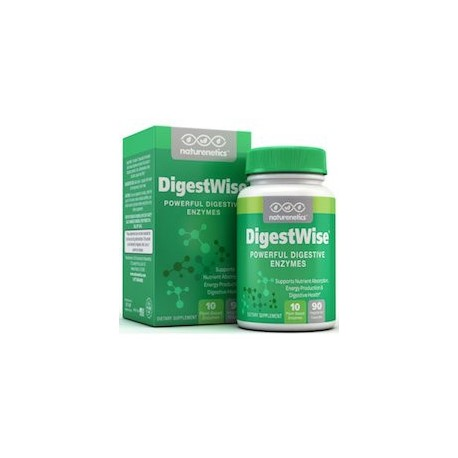 DIGESTWISE - SUPLEMENTO DIGESTIVO NATURAL (90 CAPSULAS)