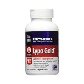 LYPO GOLD - AYUDAR A LA DIGESTION (120 CÁPSULAS)