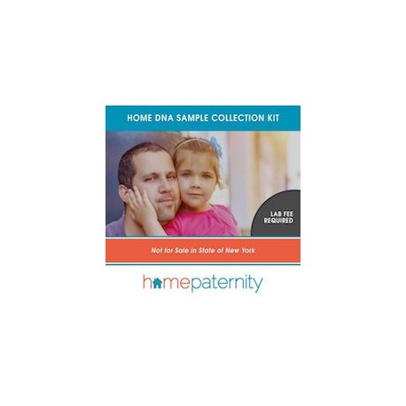 HOME PATERNITY DNA COLLECTION KIT (1 UNIDAD)