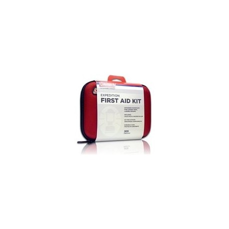 EXPEDITION FIRST AID KIT (205 COMPONENTES)
