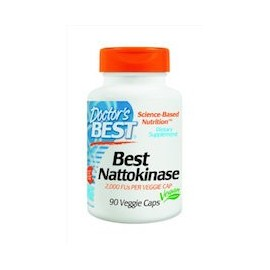 BEST NATTOKINASE- ANTICOAGULANTE NATURAL( 270 CAPSULAS)