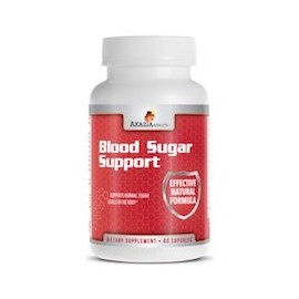 BLOOD SUGAR SUPPORT - BAJAR LA GLUCOSA EN SANGRE (60 CAPSULAS)