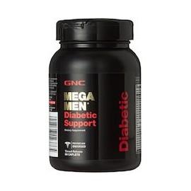 MEGA MEN DIABETIC SUPPORT - SUPLEMENTO PARA DIABETICOS (90 CAPSULAS)