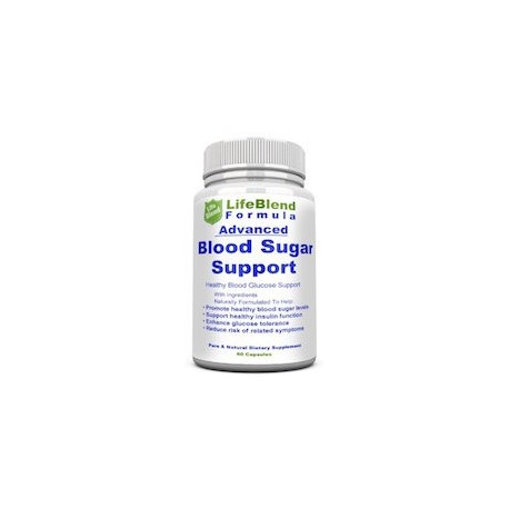 ADVANCED BLOOD SUGAR SUPPORT - SUPLEMENTO PARA LA DIABETES (60 CÁPSULAS)
