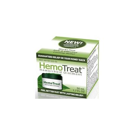 HEMOTREAT - PARA ALIVIAR LAS HEMORROIDES (50 ML)