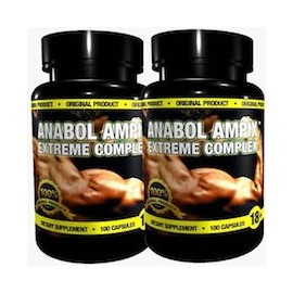 2X ANABOL AMPIX - EXTREME COMPLEX - DEFINIR ABDOMEN (100 CAPSULAS)