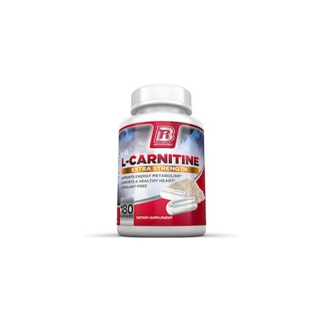 L-CARNITINE 500MG - 1000MG POR DOSIS (180 CAPSULAS)