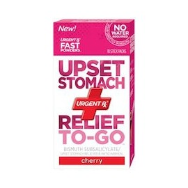 UPSET STOMACH RELIEF TO GO - ALIVIO DOLOR ESTOMACAL (10 BOLSITAS)