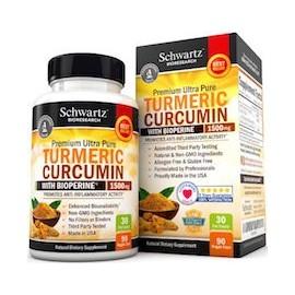 TURMERIC CURCUMIN (60 CAPSULAS)