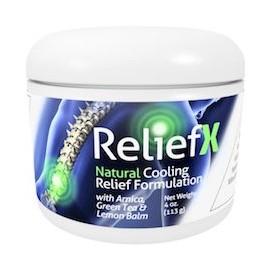 RELIEFX - CREMA ANALGESICA Y ANTINFLAMATORIA (113G)