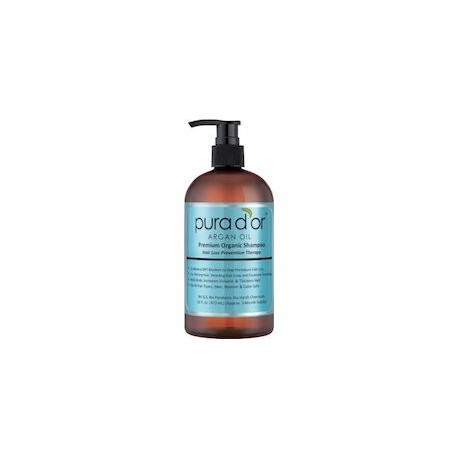 ARGAN OIL - CHAMPU ANTI ALOPECIA EFECTIVO (473ML)