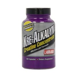 KRE-ALKALYN CREATINE CONCENTRATE - CREATINA ALCALINA (120 CAPSULAS)