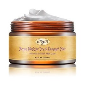 ARGAN MASK FOR DRY AND DAMAGED HAIR (250ML)