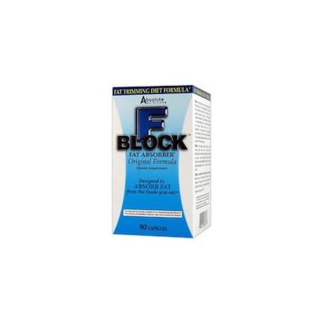 FBLOCK - BLOQUEAR LA GRASA (90 CAPSULAS)